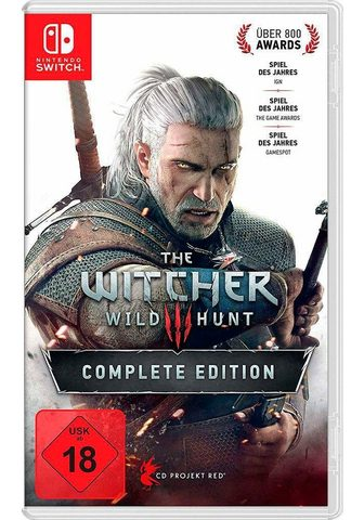 CD PROJEKT RED The Witcher 3: Wild Hunt - Complete Ed...