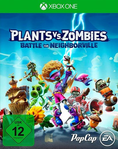 Plants vs. Zombies – Battle for Neighborville Xbox One
