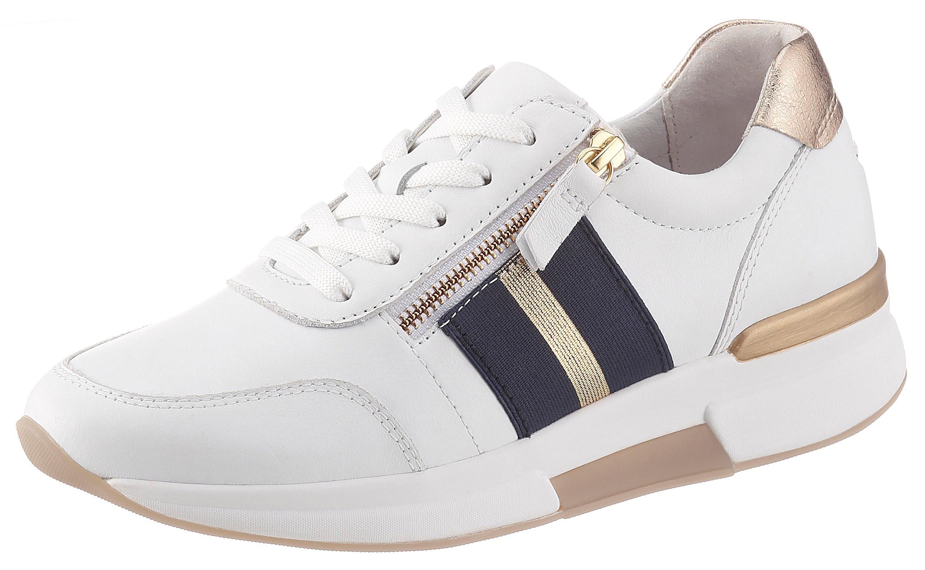 Gabor Rollingsoft Keilsneaker mit Metallicdetails | OTTO
