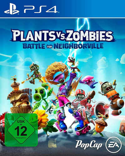 Plants vs. Zombies – Battle for Neighborville PlayStation 4