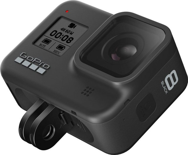 Action, Outdoorkameras - GoPro »HERO 8 Black« Action Cam (4K Ultra HD)  - Onlineshop OTTO