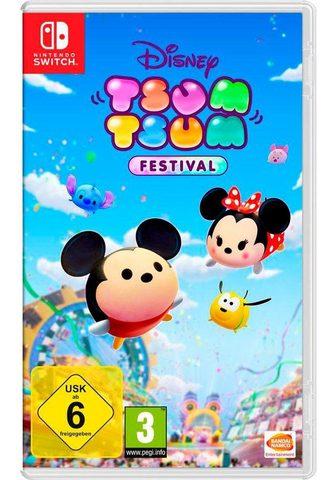 BANDAI Disney Tsum Tsum Festival Nintendo Šak...