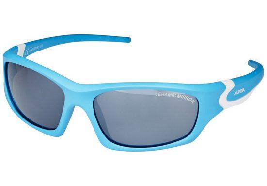 Alpina Sports Radsportbrille »Flexxy Teen Brille Jugend«