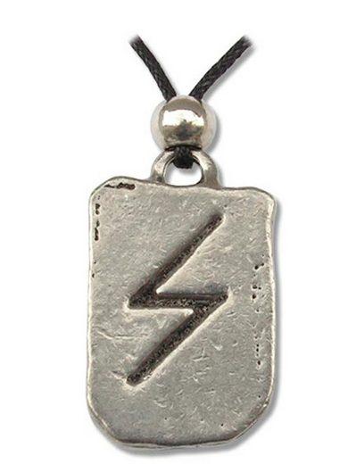 Adelia´s Amulett »Runensteine«, Sigel - Sieg