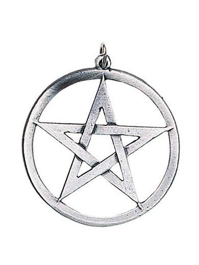 Adelia´s Amulett »Symbole der Alten Welten«, Pentagramm (gro) - Für das Erreichen von Zielen