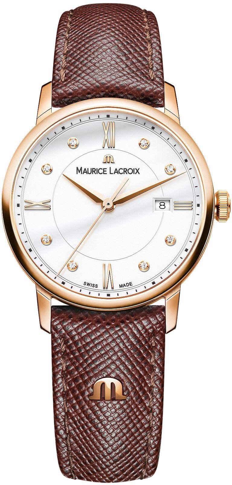 MAURICE LACROIX Schweizer Uhr »Eliros, EL1094-PVP01-150-1«