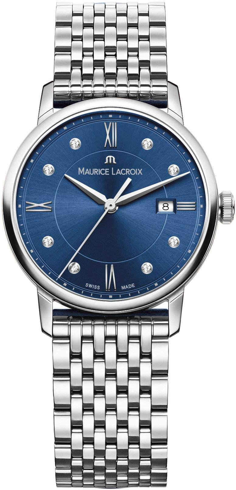 MAURICE LACROIX Schweizer Uhr »Eliros, EL1094-SS002-450-1«