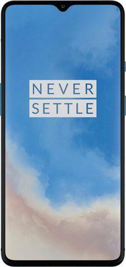 OnePlus 7T Smartphone (16,64 cm/6,55 Zoll, 128 GB Speicherplatz, 48 MP Kamera)