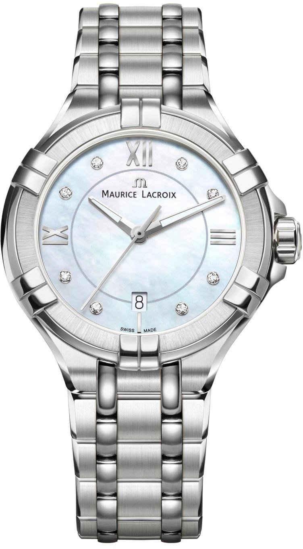 MAURICE LACROIX Schweizer Uhr »Aikon, AI1004-SS002-170-1«