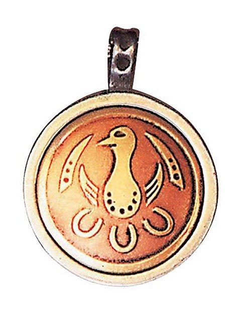 Adelia s Amulett Magische Talismane Tsuru Gerechtigkeit und Langlebigkeit
