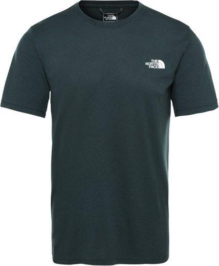 The North Face T-Shirt »Reaxion Amp Crew T-Shirt Herren«