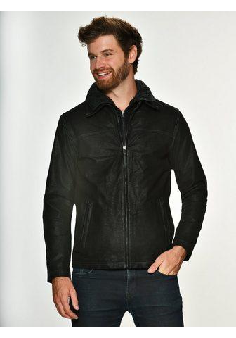 MAZE Куртка кожаная с съемный вставка &raqu...