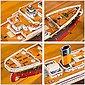 Revell® 3D-Puzzle »RMS Titanic«, 113 Puzzleteile, Bild 2