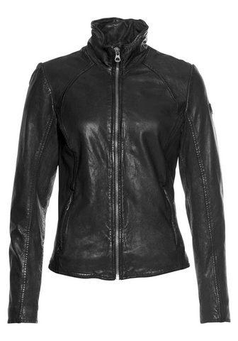 Куртка кожаная »EYLA«