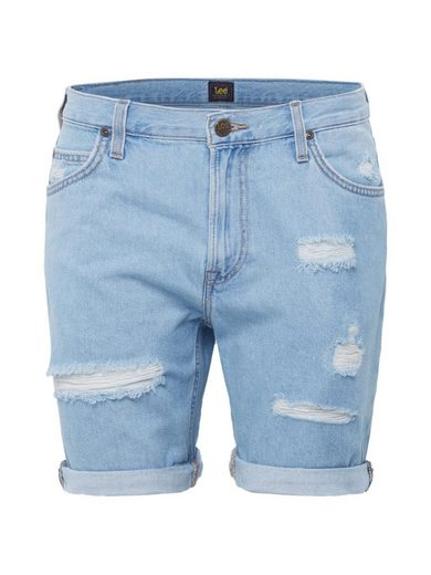 Lee® Regular-fit-Jeans »RIDER SHORT«