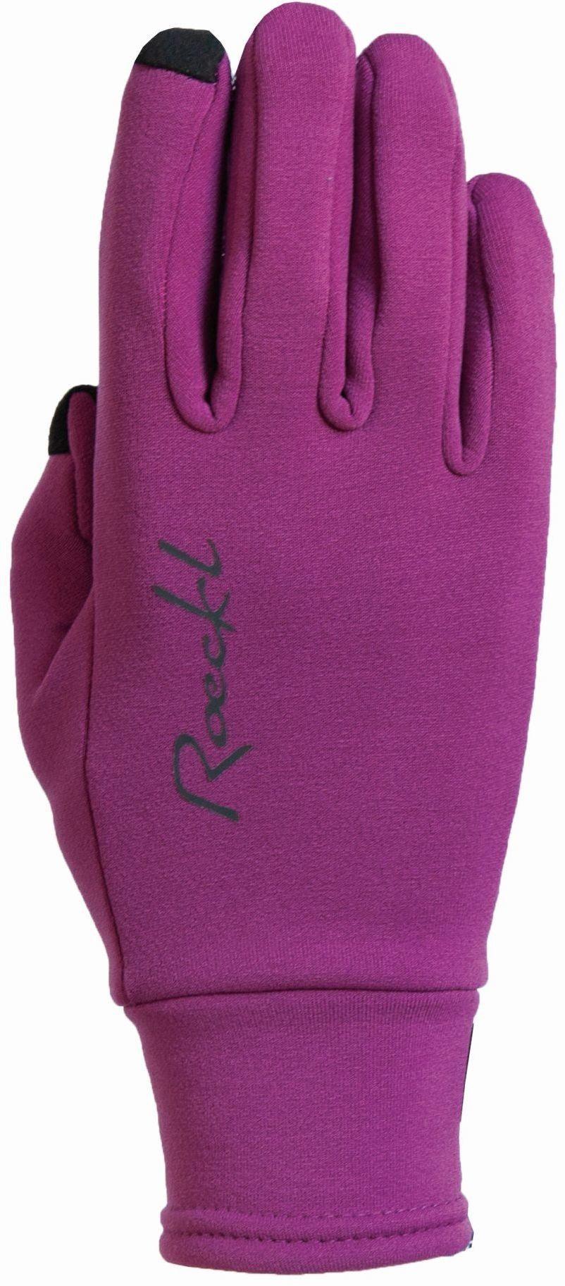 Unisex Roeckl Handschuhe »Paulista Handschuhe«    04044791655670