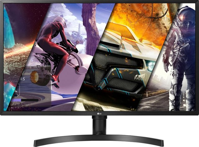 LG 32UK550 Gaming-Monitor 80 cm 32 , 3840 x 2160 Pixel, 4K Ultra HD, 4 ms Reaktionszeit, 60 Hz, VA LED