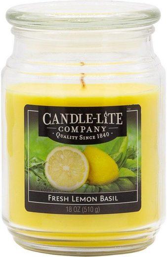 Candle-lite™ Duftkerze »Everyday - Fresh Lemon Basil« (1-tlg)