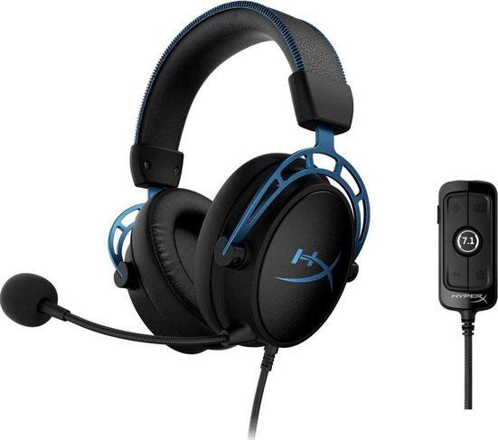 HyperX »Cloud Alpha S« Gaming-Headset