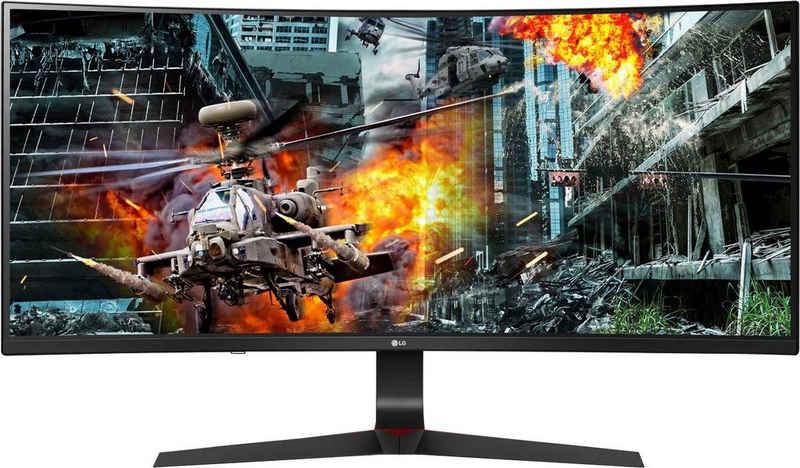 "LG 34GL750 Gaming-Monitor (87 cm/34 "", 2560 x 1080 Pixel, UWFHD, 1 ms Reaktionszeit, 144 Hz, IPS-LED)"
