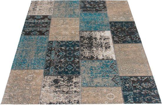 Teppich »Donar«, my home, rechteckig, Höhe 10 mm