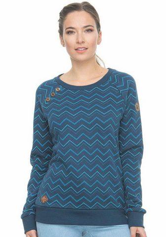 RAGWEAR Sportinio stiliaus megztinis »DARIA ZI...