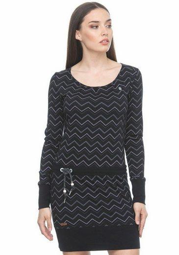 Ragwear Jerseykleid »ALEXA« vegan hergestellt