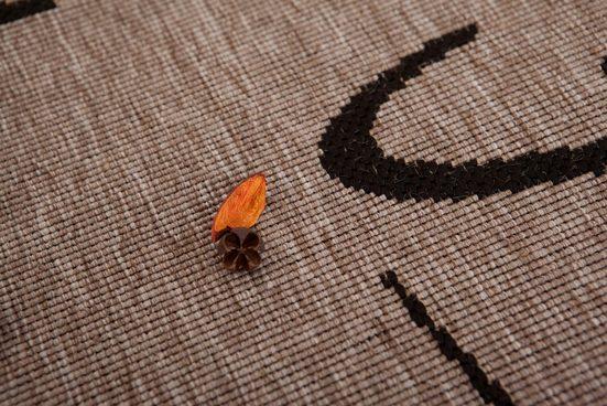 Teppich »Cody«  my home  rechteckig  Höhe 5 mm