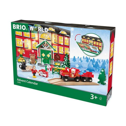 BRIO® Adventskalender