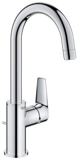 Grohe Waschtischarmatur »BauEdge Neu L-Size« (2-St) Zugstangen-Ablaufgarnitur