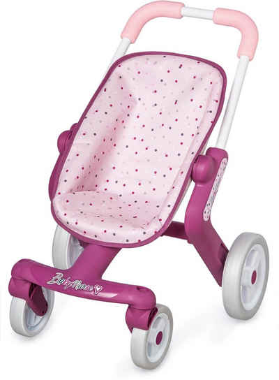 Smoby Puppenbuggy »Baby Nurse Pop«, Made in Europe