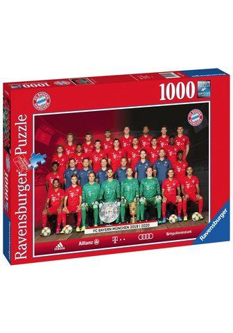 """Пазл """"FC Bayern Saison 19/20""""..."""