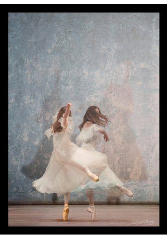 G&C G&C paveikslas »BALLET DANCERS III«