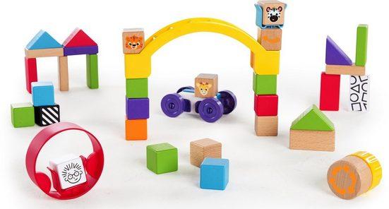 Baby Einstein Spielbausteine »Baby Einstein, Multifunktionsbausteineset«, (40 St)