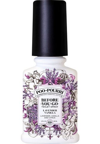 POO-POURRI Toiletten-Spray »Lavender Vanilla« ant...