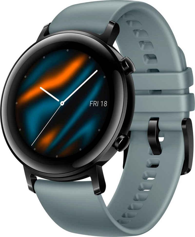 Huawei Watch GT 2 Smartwatch (1,2 Zoll, RTOS), 24 Monate Herstellergarantie