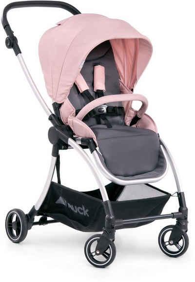 Hauck Sport-Kinderwagen »Eagle 4S, pink/grey«, mit Tragegurt; Kinderwagen, Buggy, Sportwagen, Kinder-Buggy, Kinderbuggy