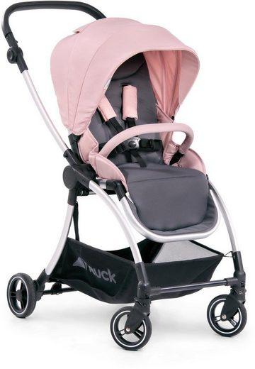 Hauck Sport-Kinderwagen »Eagle 4S, pink/grey«, mit Tragegurt