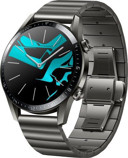 Huawei Watch GT 2 Elite Smartwatch (3,53 cm/1,39 Zoll, RTOS), 24 Monate Herstellergarantie