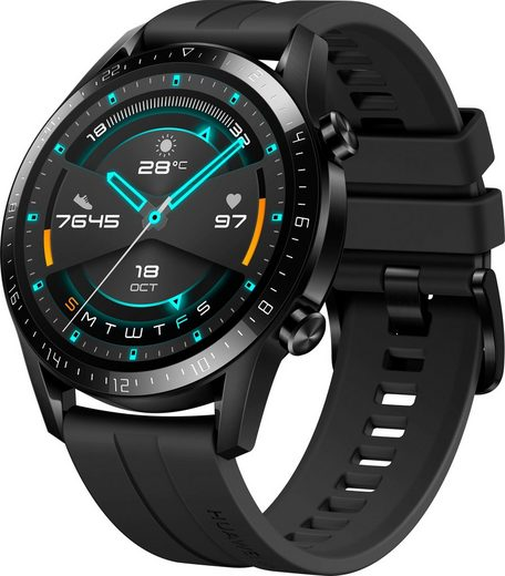 Huawei Watch GT 2 Sport Smartwatch (3,53 cm/1,39 Zoll, RTOS)