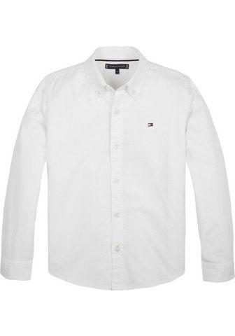 TOMMY HILFIGER Рубашка с длинными рукавами »ESS...