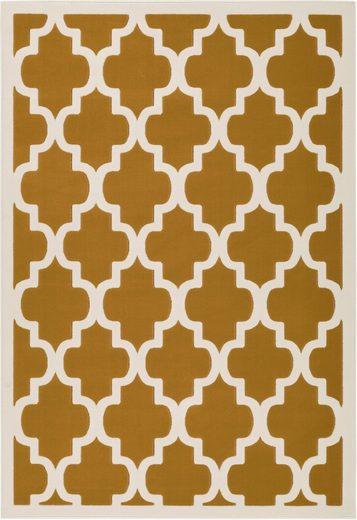 Teppich »Ethan«  Home affaire  rechteckig  Höhe 10 mm
