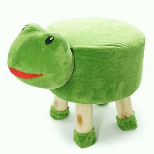 HTI-Living Hocker Frosch rund