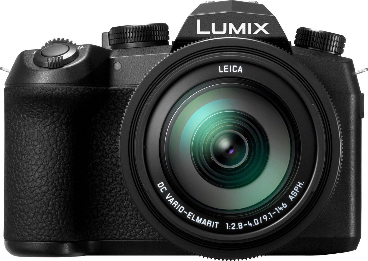 Digitalkameras - Panasonic »Premium Bridge LUMIX DC DC FZ10002EG« Superzoom Kamera (LEICA DC VARIO ELMARIT F2.8 4 25 400mm, 20,1 MP, 16x opt. Zoom, WLAN (Wi Fi), Bluetooth)  - Onlineshop OTTO