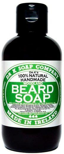 DR K SOAP COMPANY Bartseife »Woodland«, 100% natürlich