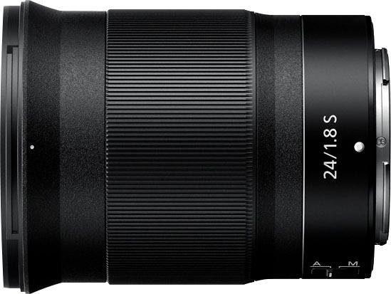 Nikon »NIKKOR Z 24mm f/1.8 S« Festbrennweiteobjektiv