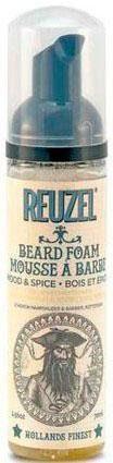 Reuzel Bartconditioner »Beard Foam Wood&Spice«, beruhigt & pflegt