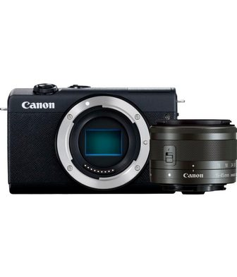 CANON »EOS M200 EF-M 15-45mm f3.5-6.3 IS STM...