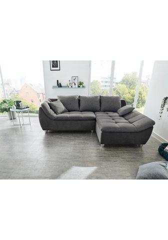 JOCKENHÖFER GRUPPE Jockenhöfer Gruppe Kampinė sofa
