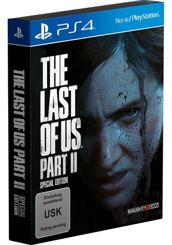 PLAYSTATION 4 The Last of Us Part II Special Edition...